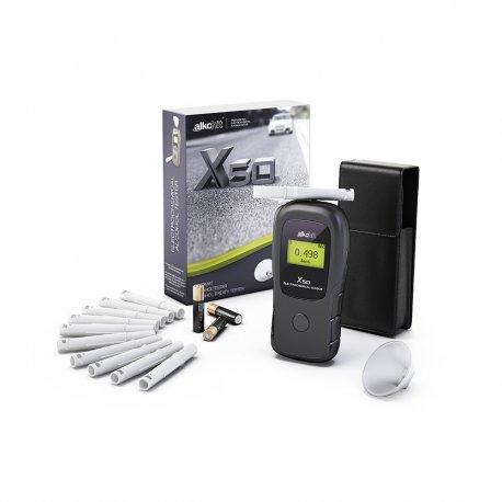 Alkohit X50 - 3 lata gwarancji + 2 kalibracje gratis!*