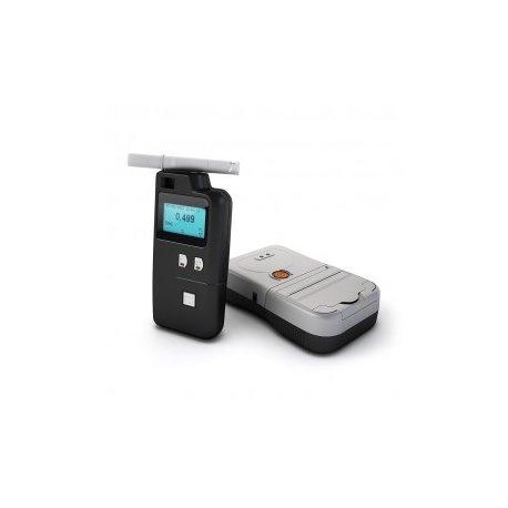 Alkohit X100 z drukarką bezprzewodową Bluetooth D100