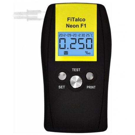 FITAlco Neon F1 + 3 lata gwarancji + kalibracja GRATIS!