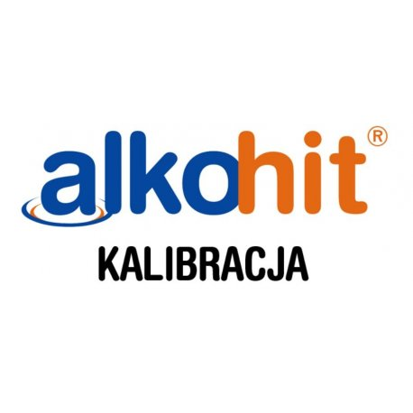 Kalibracja alkomatu Alkohit X600